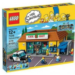 Lego 71016 The Kwik-E-Mart