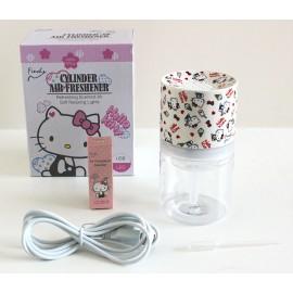FINCH - Hello Kitty 車用香薰加濕機 - 白色